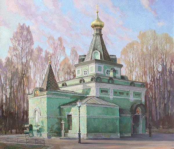 Часовня блаженной Ксении Петербургской