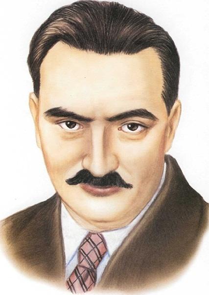 Детский писатель Виталий Бианки