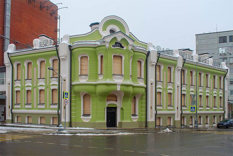 Дом Абрикосовых