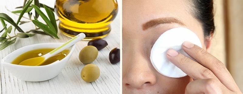 Компрессы с оливковым маслом