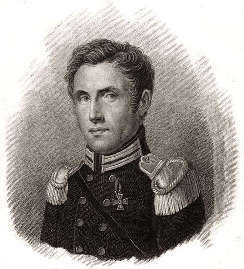 Мореплаватель Отто Коцебу