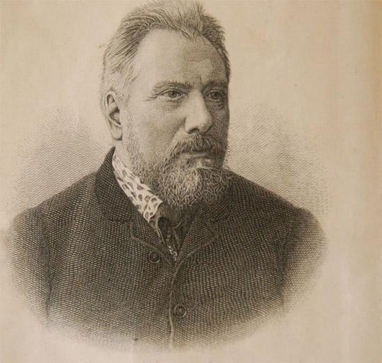 Писатель Николай Семенович Лесков