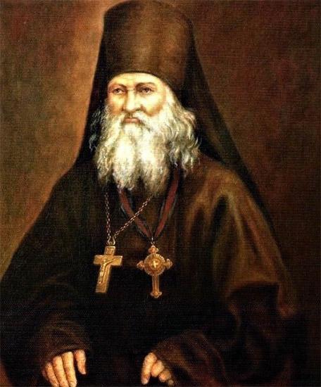Преподобный старец Макарий Оптинский