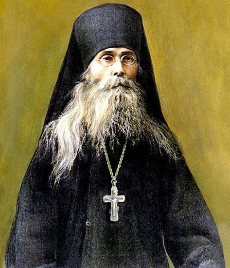 Преподобный старец Варсонофий