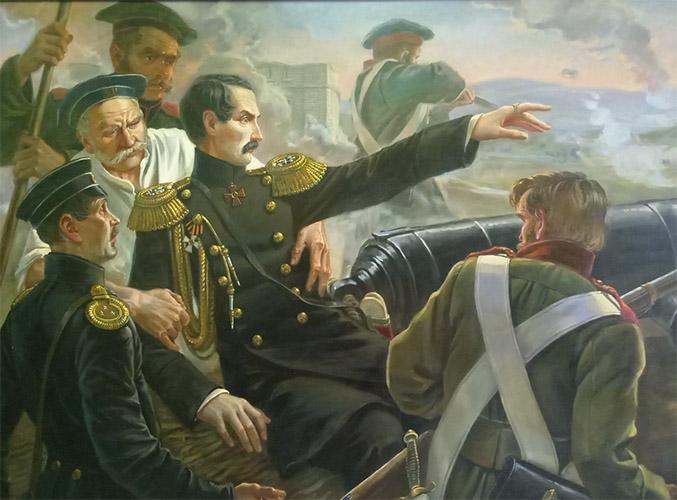 Раненый Владимир Корнилов