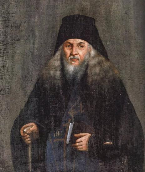 Святой преподобный Лев Оптинский (Наголкин)