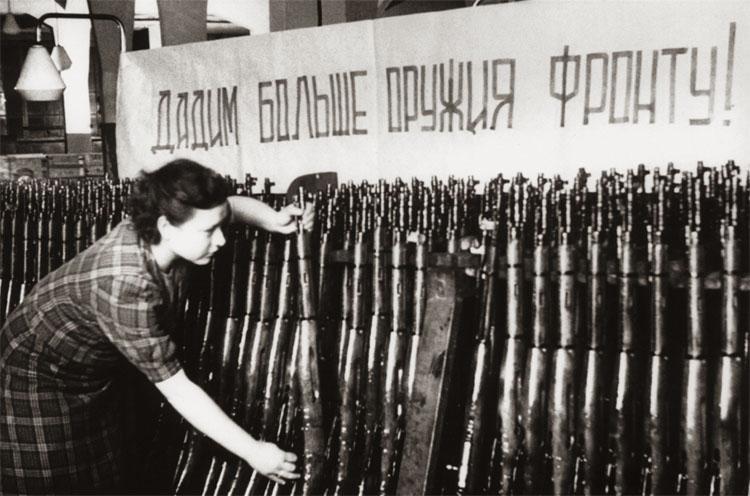 Тульский оружейный завод в годы Великой Отечественной войны