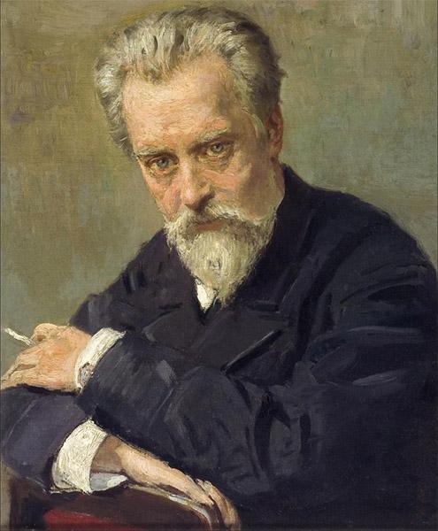 Владимир Егорович Маковский