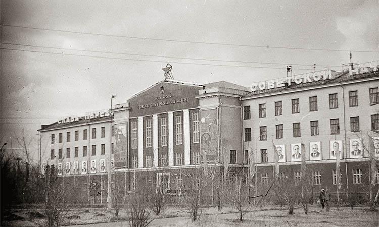 Красноярский государственный медицинский институт. 1970-е