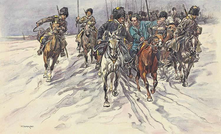 Отряд Забайкальского казачества
