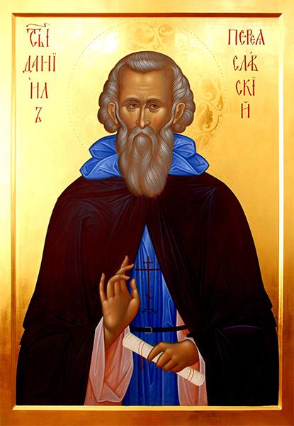 Преподобный Даниил Переяславский