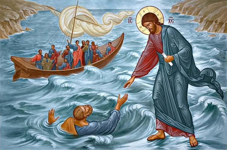 Спасение Петра