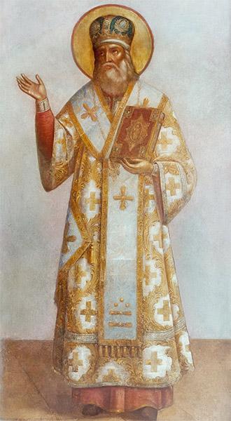 Святитель Серапион архиепископ Новгородский