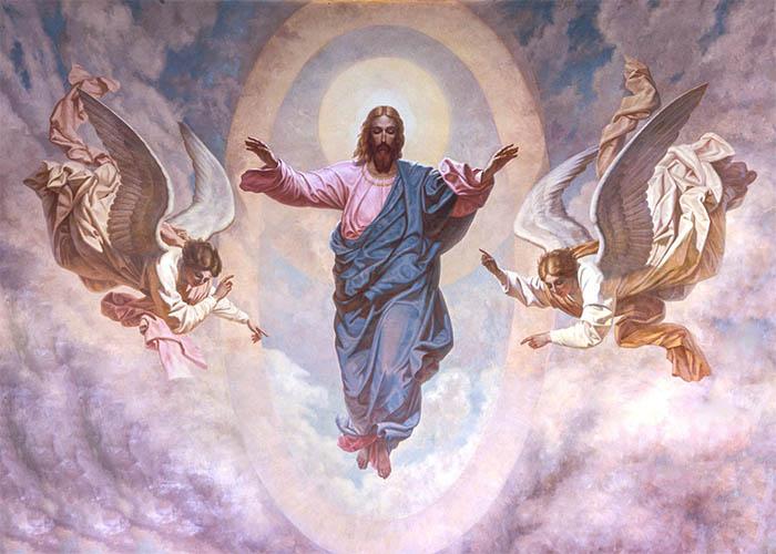 Господь и Ангелы