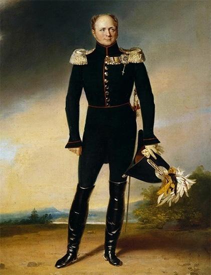 Император Александр I Павлович