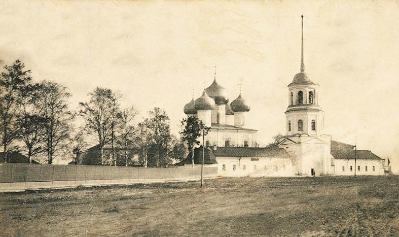 Михаило-Архангельский монастырь в Архангельске