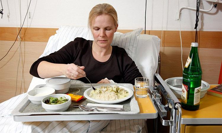 Питание в больнице
