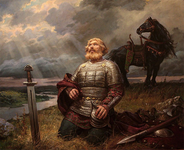 Русский богатырь