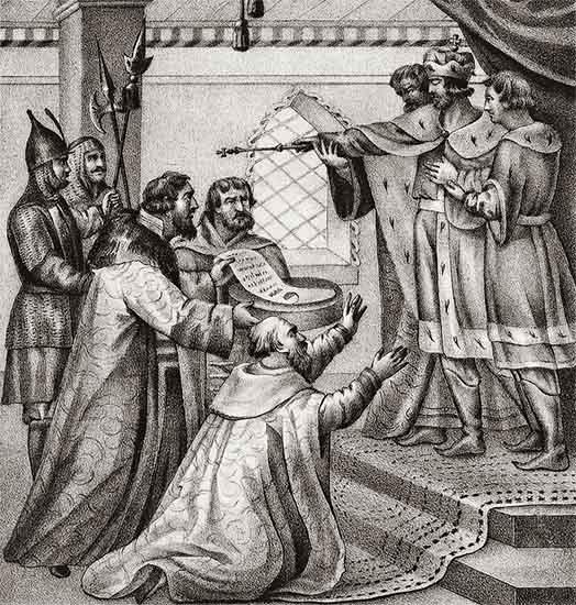 Великий князь Василий II Темный