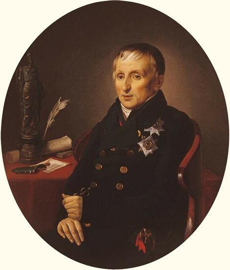 Алексей Оленин