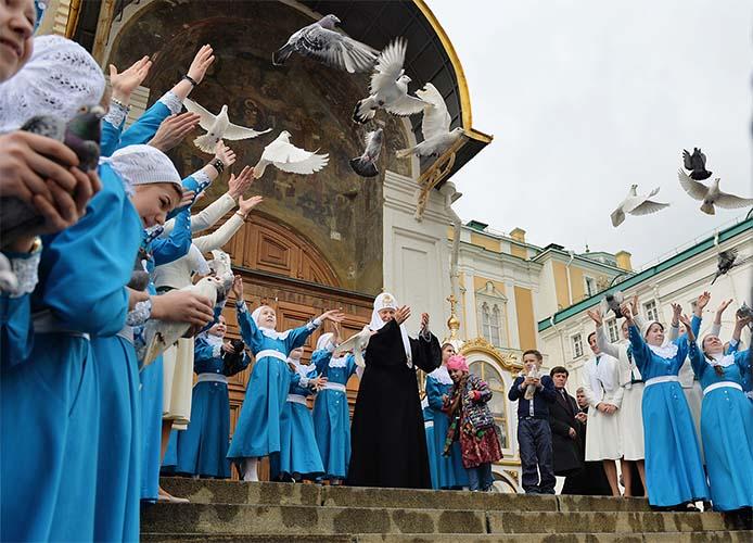 Благовещение Пресвятой Богородицы в Москве