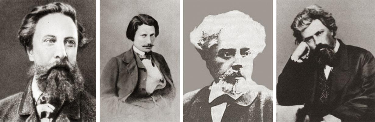 Братья Жемчужниковы и Алексей Толстой