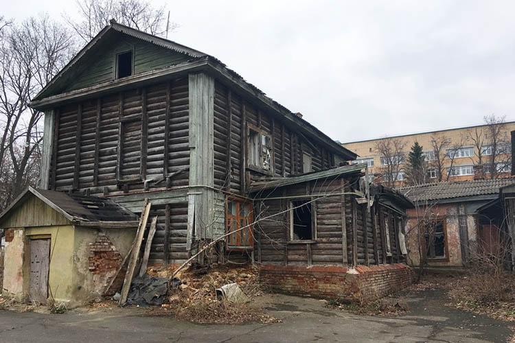 Дом Лизы Калитиной