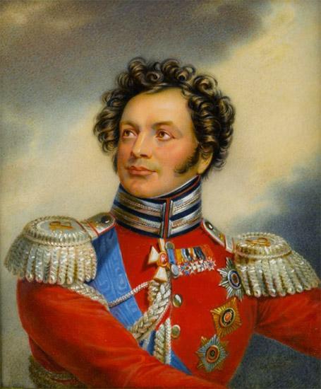 Фёдор Петрович Уваров