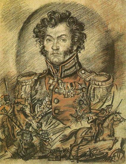 Генерал от кавалерии Фёдор Петрович Уваров
