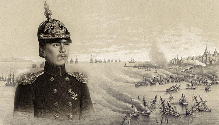 Герой Крымской войны Александр Щеголев