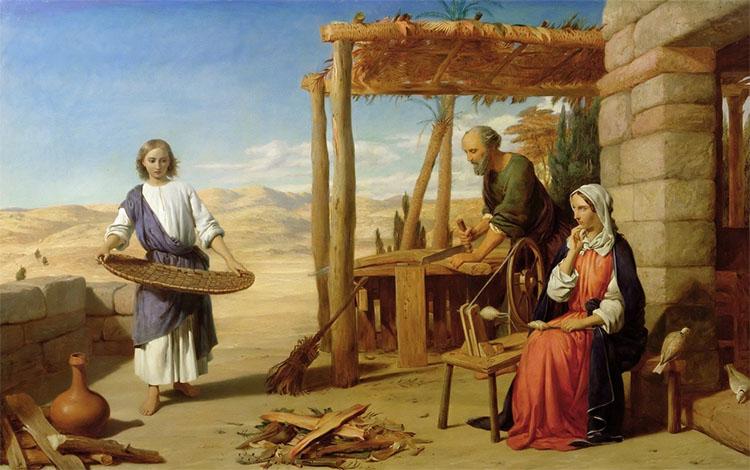 Христос в Назарете