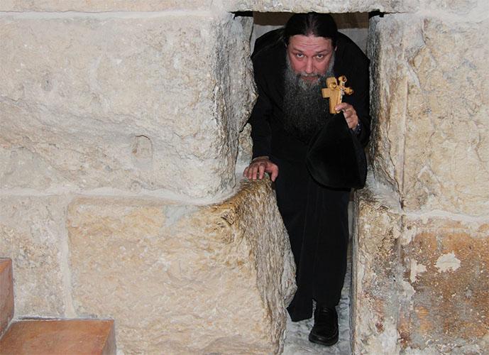 Игольное ушко в Иерусалиме