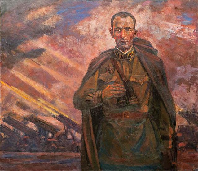 Командир легендарных «Катюш»