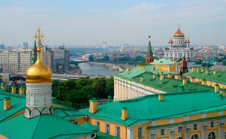 Комплекс Большого Кремлёвского дворца