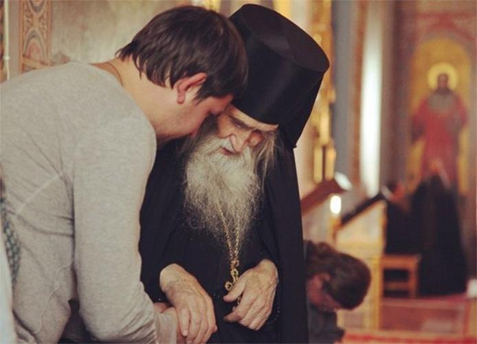 Общение с духовником
