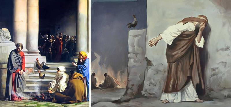 Отречение апостола Петра