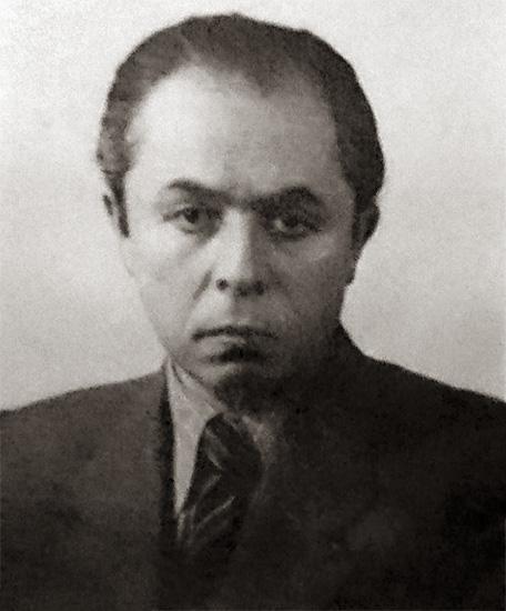 Разведчик Ян Петрович Черняк