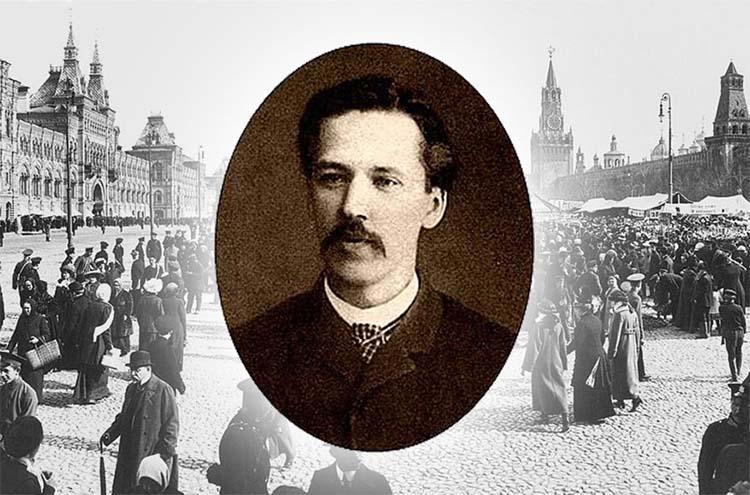 Сергей Зубатов