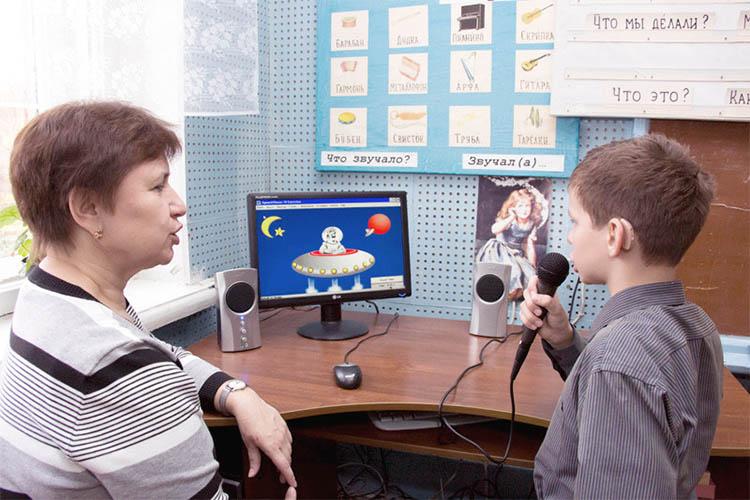 Технологии для детей с нарушением речи
