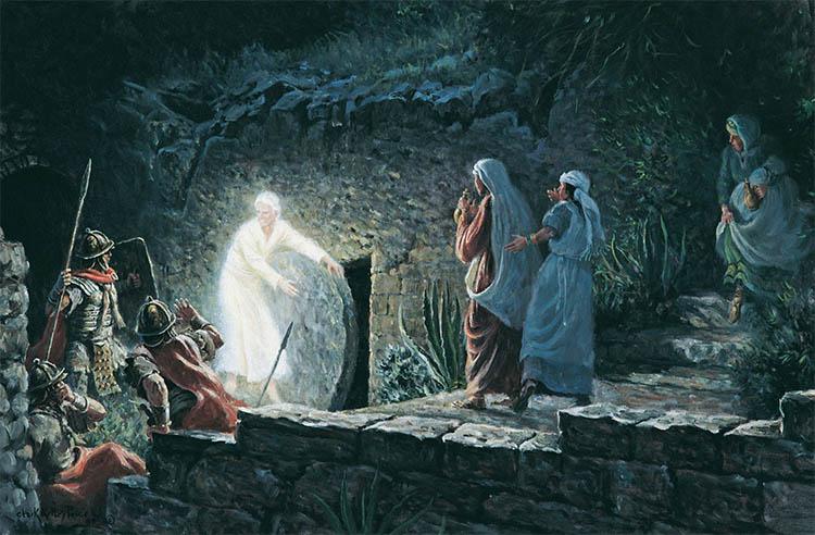 У Гроба Господня