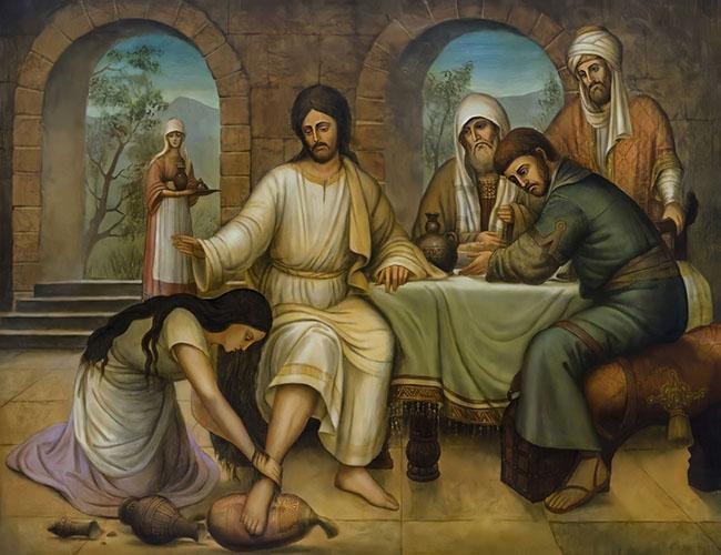 Заканчивая поприще Святого и Великого поста