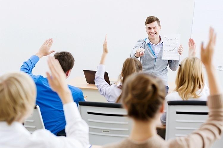 Аудитория студентов