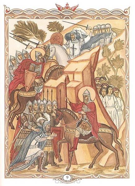 Битва князя Довмонта