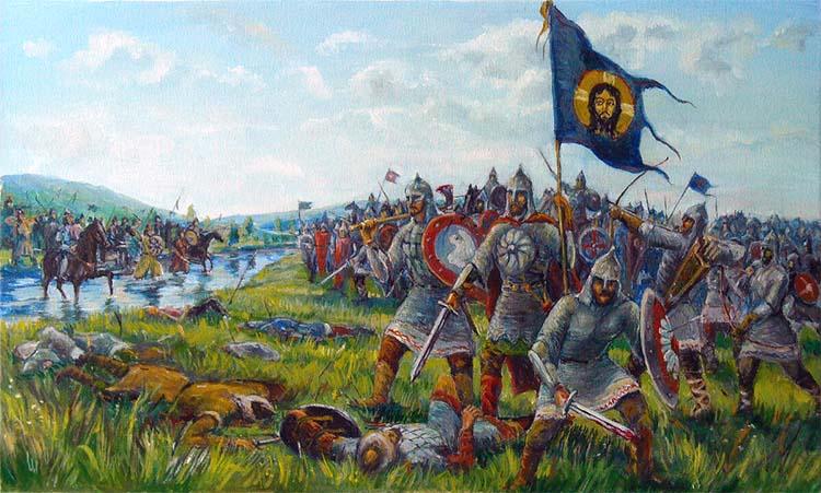 Битва на реке Стугне