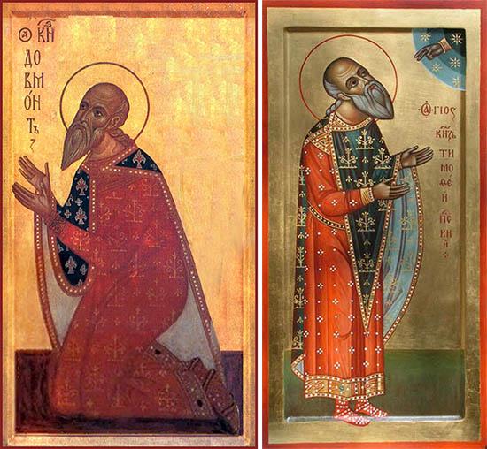 Благоверный князь Довмонт (в Крещении Тимофей) Псковский