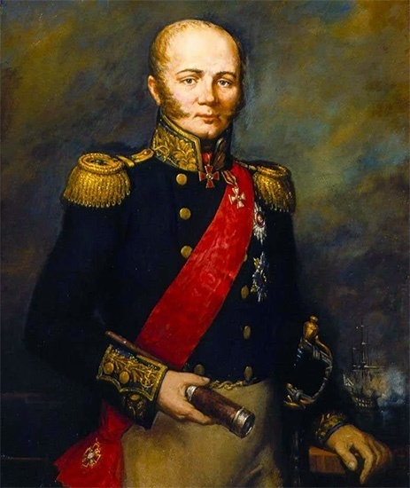 Дмитрий Сенявин