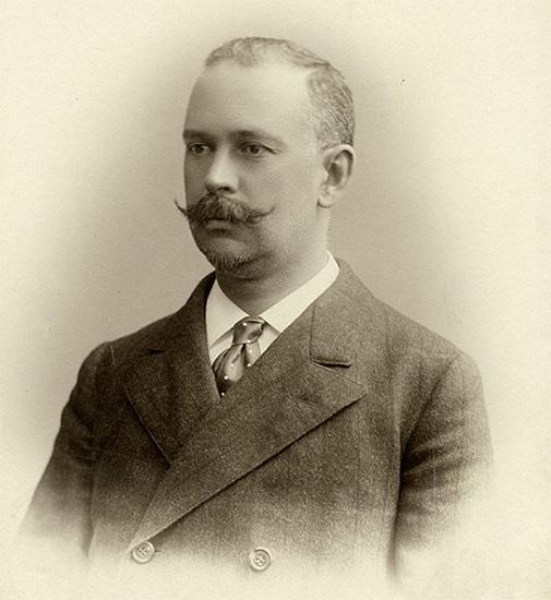 Физик Борис Голицын