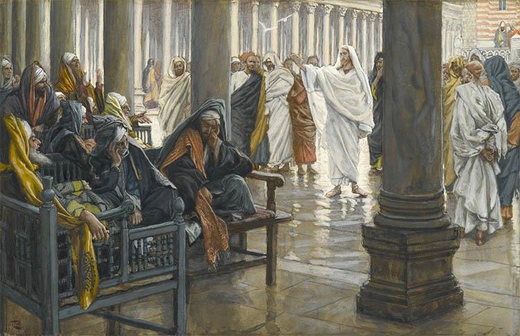Горе вам, книжники и фарисеи