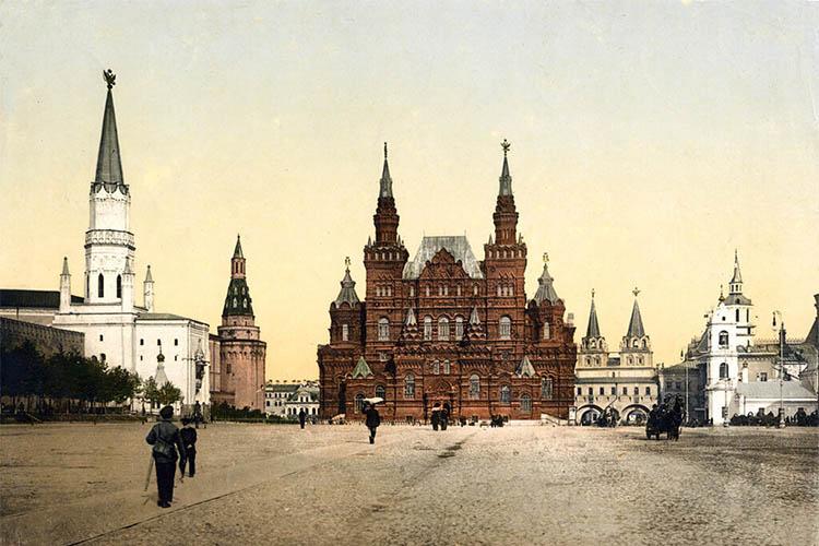 Государственный исторический музей в XIX веке