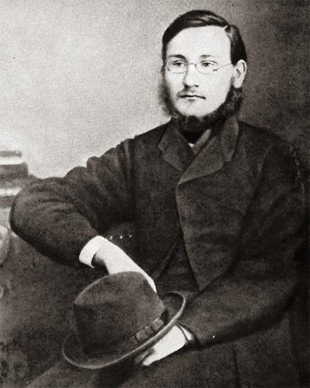 Илья Мечников – студент Харьковского университета